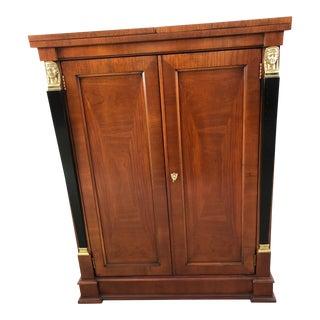 1990s Regency Baker Furniture Server For Sale