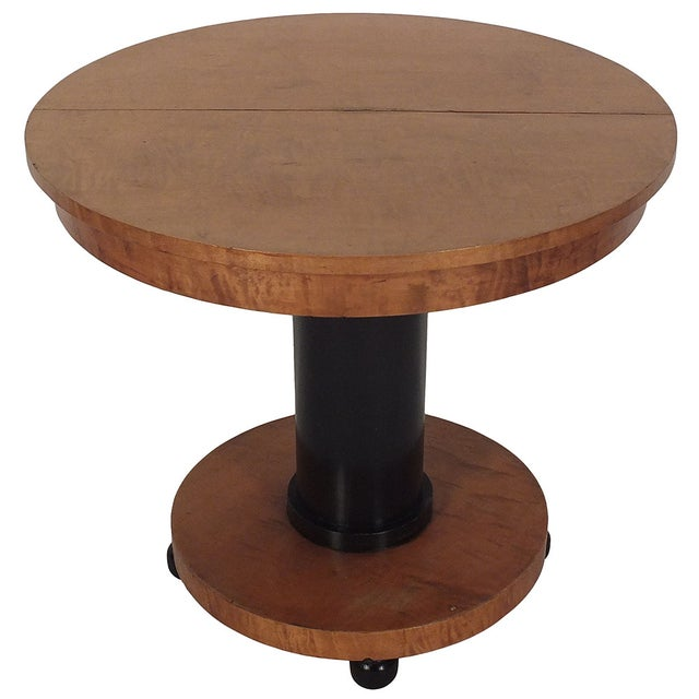 Late-19th Century Biedermeier Center Table - Image 1 of 7