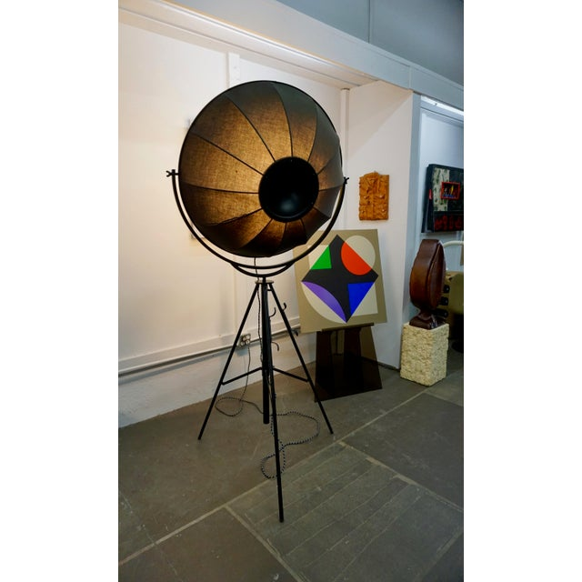 Modern Mario Fortuny Umbrella Floor Lamp by Pallucco For Sale - Image 3 of 8