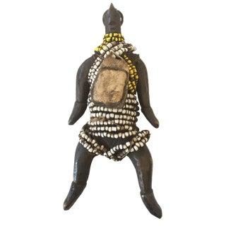 African Fali Fertility Beaded Doll Phallic Cameroon For Sale