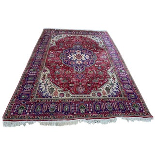 Tabriz Oriental Rug For Sale
