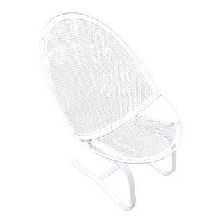 1960s Mid Century Modern Salterini Cantilever Patio Chair