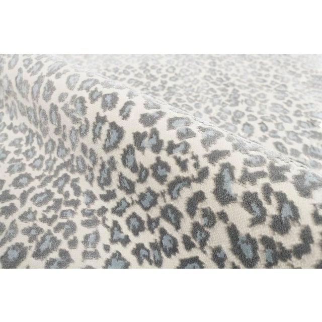 """Textile Stark Studio Rugs, Jagger, Steel, 2'6"""" X 7' For Sale - Image 7 of 8"""