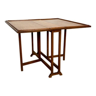 Hawaiian Drop Leaf Table, Circa 1900 For Sale