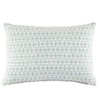 Limited John Robshaw Jala Slate Decorative Pillow