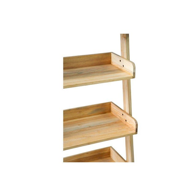 Part of Ave Home's RAW collection, the St. Paul Ladder Shelf is an unfinished, industrial-style shelving unit with...