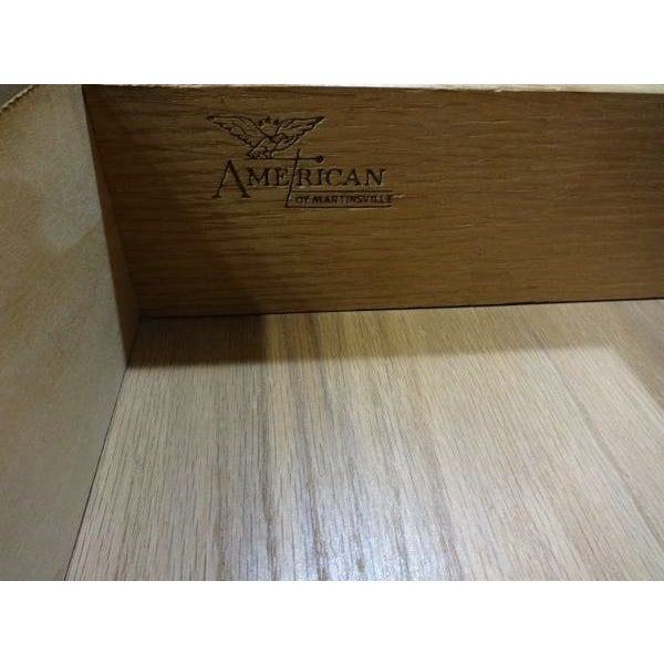 American of Martinsville Dania Highboy Chest - Image 8 of 8
