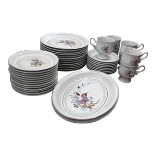 Lorraine Dish Set by Denby-Langley For Sale