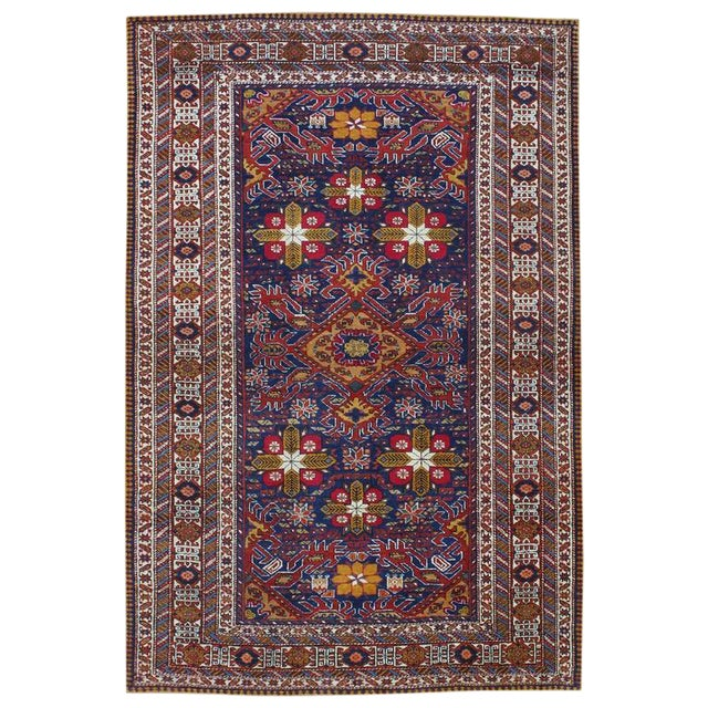 Daghestan or Shirvan Rug For Sale