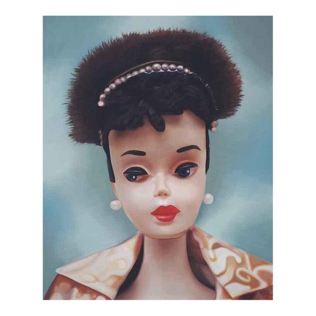 """""""Evening Splendour"""" Barbie Oil Painting For Sale"""