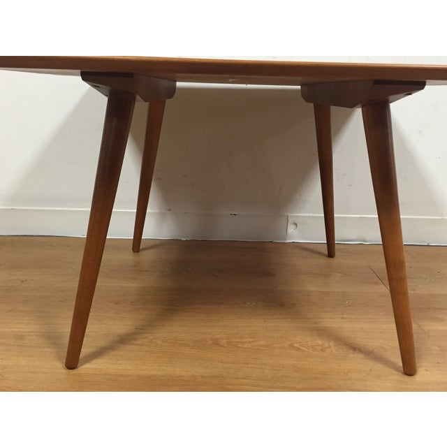 Paul McCobb Planner Group Mid-Century Table - Image 5 of 9