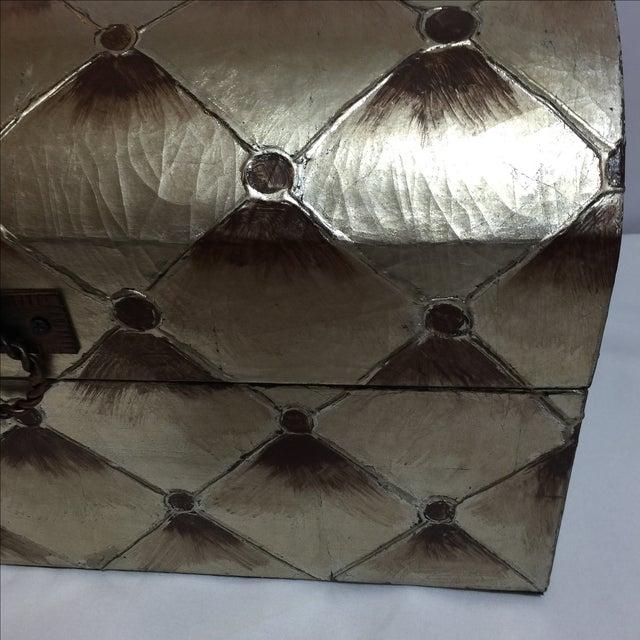 Extra Large Silverleaf Decorative Box - Image 4 of 7