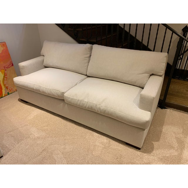 Contemporary A. Rudin Sleeper Sofa For Sale - Image 13 of 13