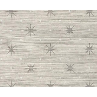 Hinson for the House of Scalamandre Big Trixie Wallpaper in Oyster For Sale