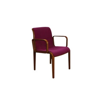 Mid Century Bill Stephens Knoll Bentwood Chair For Sale