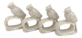 Image of Ceramic Napkin Rings