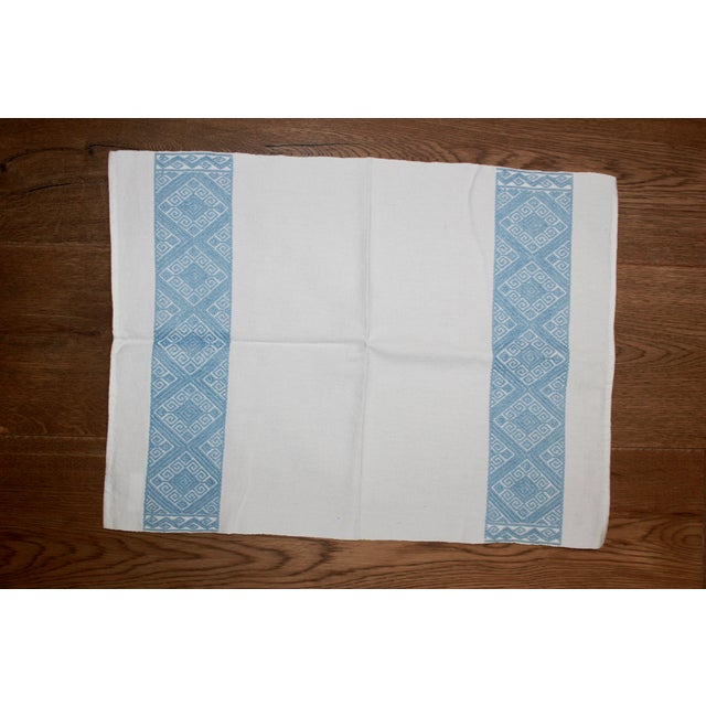 Hand-Woven Chiapas Placemats - Pair - Image 3 of 6