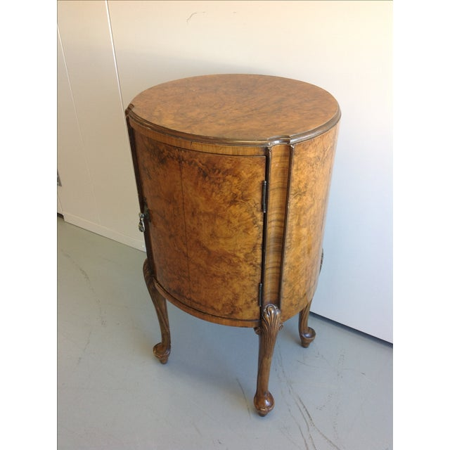 Round French Side Table - Image 2 of 6