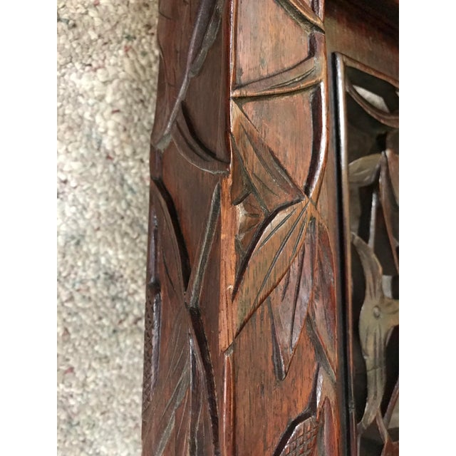Chinese Carved Altar Table For Sale - Image 9 of 10