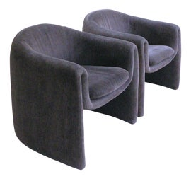 Image of Solarium Slipper Chairs