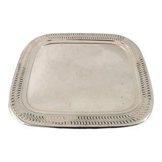 Vintage Gorham Silverplate Serving Tray