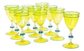 Image of Yellow Glasses