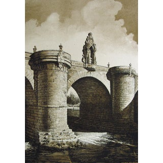 Bridge of Toledo Spain For Sale