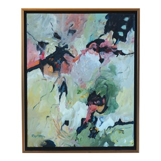 "Laurie MacMillan ""Regeneration"" Botanical Abstract For Sale"