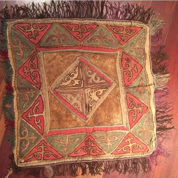 Vintage Turkish Leather Textile - Image 2 of 3