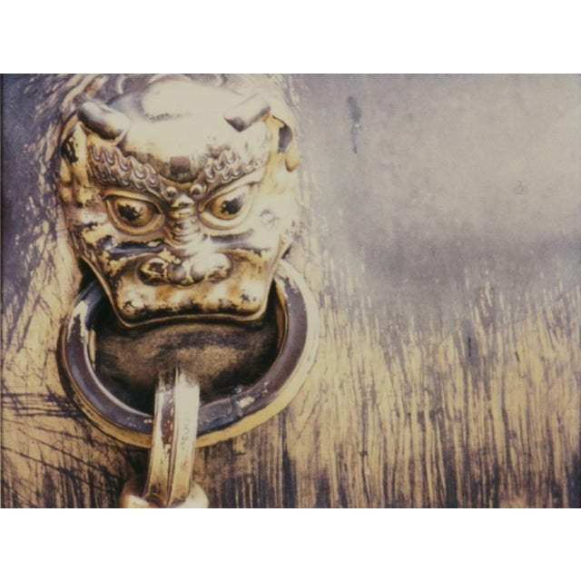 Urn Handle, Beijing by Brian Francis - Image 2 of 2