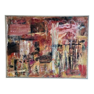 """""""Hallelujah"""" Original Abstract Painting For Sale"""