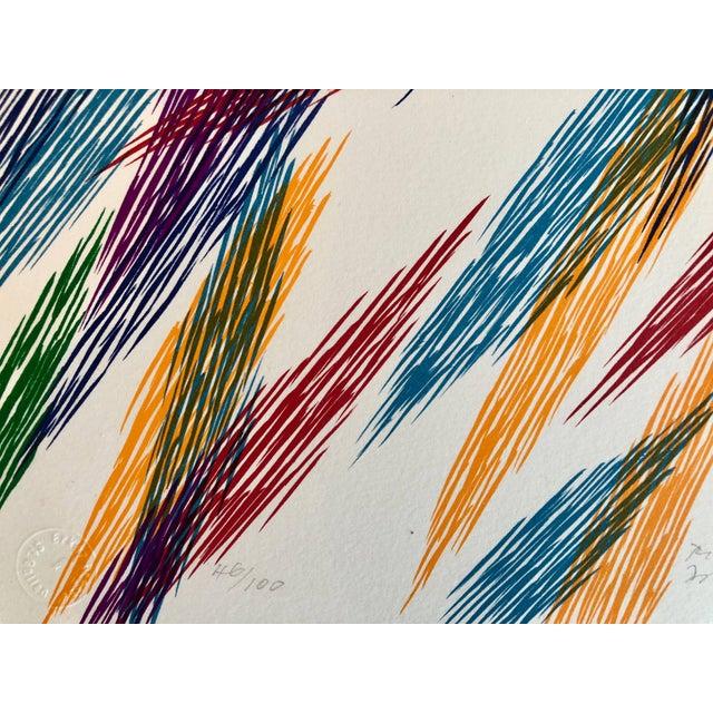Piero Dorazio Untitled 1988 1988 For Sale - Image 4 of 9