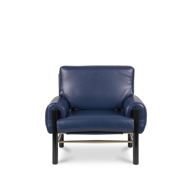 Not Yet Made - Made To Order Dean Armchair Armchair From Covet Paris For Sale - Image 5 of 5