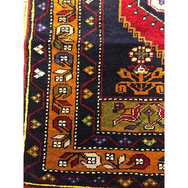 Turkish Anatolian Yahyali Rug - 3'6'' x 6'1'' - Image 3 of 6