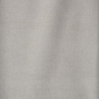 Schumacher Rocky Performance Velvet Fabric in Platnium For Sale