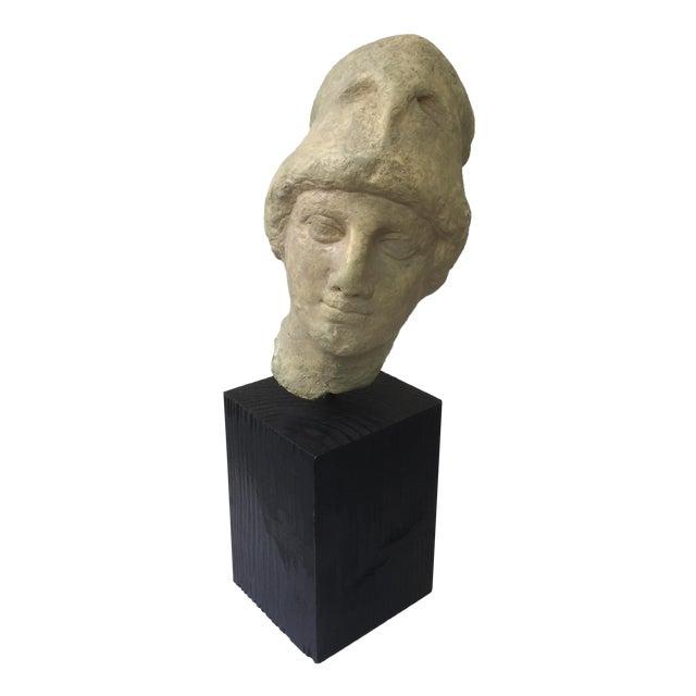 Vintage Bust of Greek Goddess - Image 1 of 3