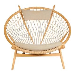 """""""The Hoop Chair"""" by Hans J. Wegner for Pp Mobler, Denmark 1980s"""