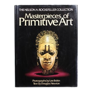 Masterpieces of Primitive Art: The Rockefeller Collection, First Editio