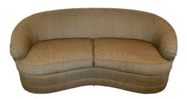Image of Green Sofas
