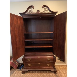 Chippendale Armoire by Century Furniture Preview