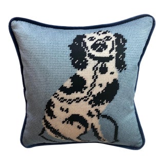 Staffordshire Dog Pillow