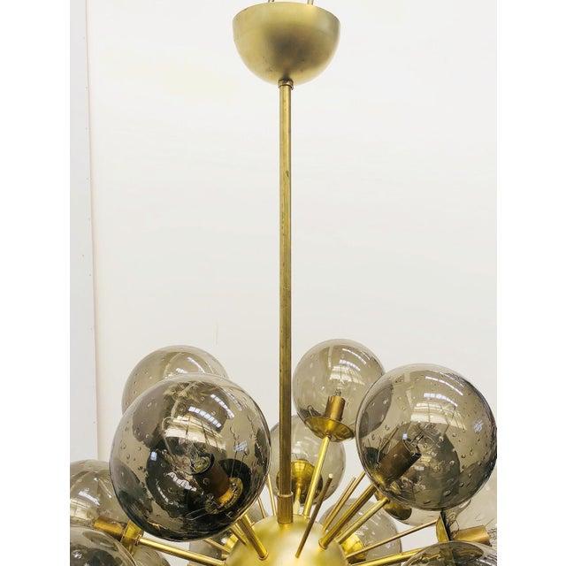 Ventiquattro Sputnik Chandelier by Fabio Ltd For Sale - Image 10 of 13