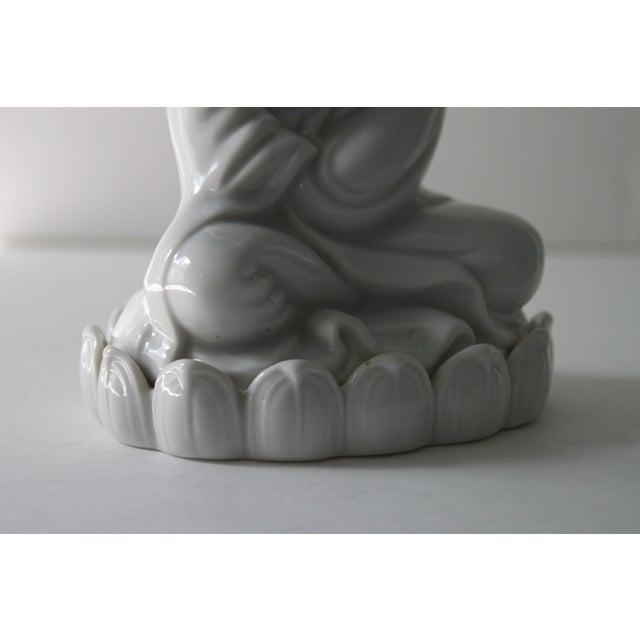 Blanc De Chine Goddess Statue - Image 5 of 6
