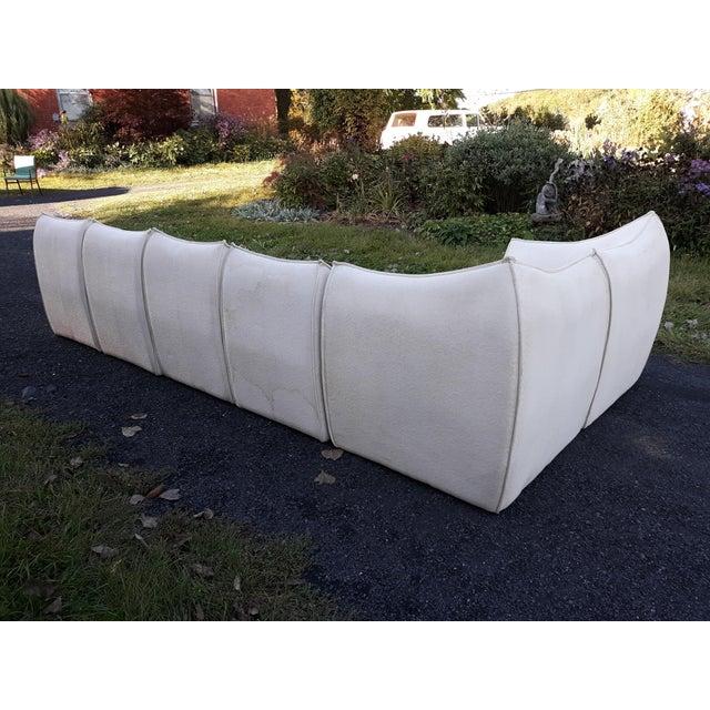 Mario Bellini for B&b Italia Le Bambole 6 Piece Sectional Sofa For Sale - Image 10 of 13