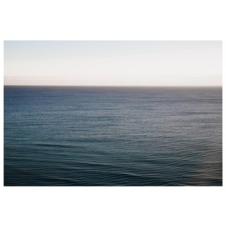 """Miami a.m."" Minimalist Ocean Wave Photograph For Sale"