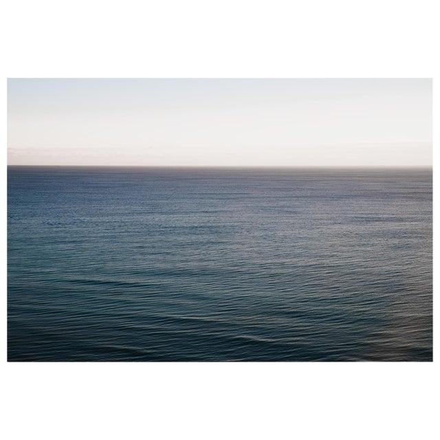 """Miami a.m."" Minimalist Ocean Wave Photograph For Sale"