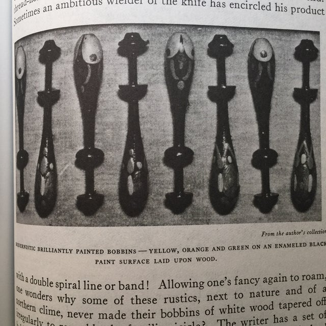 'Old Time Tools & Toys of Needlework' Book For Sale - Image 9 of 9