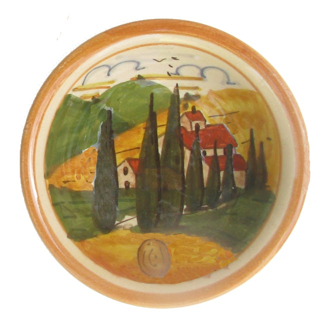 Southern European Souvenir Change Dishes / Ashtrays For Sale - Image 4 of 8