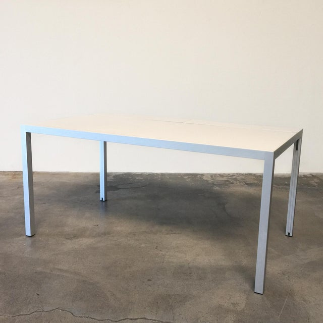 The minimal 3.0 desk from MDF Italia will not distract from the important work at hand. A simple elegant design with...