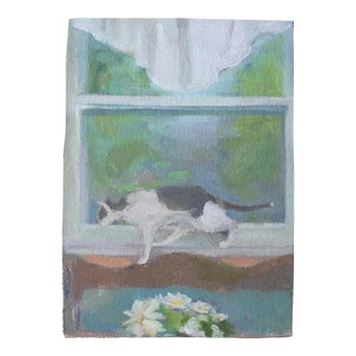 Michelle Farro Original Canvas Painting For Sale